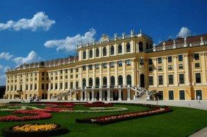 Экскурсия во дворец Шёнбрунн.