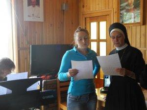 Сёстры милосердия святого Карла Борромео.